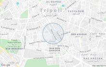 نبي محل للايجار (المنصورة - السياحية-السراج-عمر المختار-راس حسن-باب بن غشير