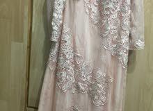 فستان سهره من امريكا مقاس كبير 16 امريكي عن 18