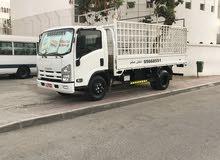 شاحنة ايسوزو  3.5 طن للنقل العام