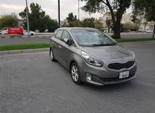 Used condition Kia Carens 2014 with +200,000 km mileage