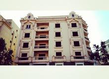 شقة 185 م للبيع بروف فى زهراء المعادى بتسهيلات حتي عامين
