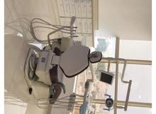 مجمع طبي متخصص عيادات اسنان مع امكانيه اضافه جلديه
