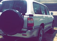 Used condition Toyota Land Cruiser 2003 with 1 - 9,999 km mileage