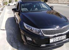 Automatic Kia Optima 2015
