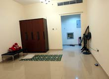 Independent room in 1 BR , for single lady, Ajman Rashidiya