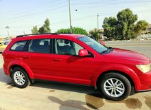 Red Dodge Journey 2013 for sale