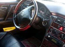 km Mercedes Benz E 200 2000 for sale