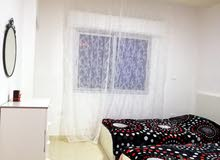 Third Floor  apartment for rent with 2 rooms - Amman city Abu Nsair