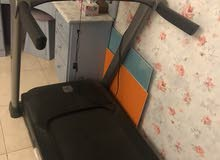 Treadmill for use ( used few times only)