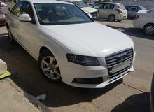 White Audi A4 2009 for sale