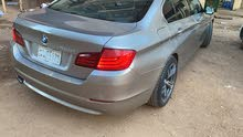 BMW الفئه 5 2012