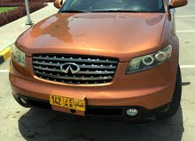 Infiniti FX37 car is available for sale, the car is in Used condition