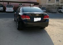 Chevrolet Cruze 2010 For sale - Black color