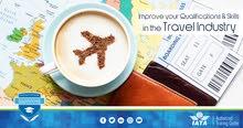 لكل شخص حابب يتوظف مع مكاتب السياحة و السفر و خطوط الطيران