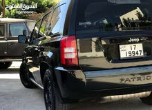 Jeep Patriot car is available for sale, the car is in Used condition