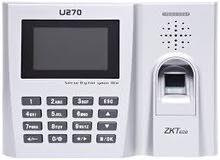 اقوي جهاز بصمه u270 من zkt