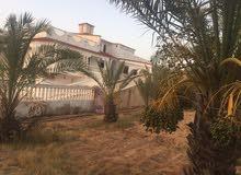 منزل من دورين مع الأرض للبيع  المساحة الإجمالية 4416