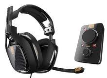 سماعة استرو المحيطية Astro A40 TR & MixAmp Pro