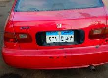 Used Honda Civic in Cairo