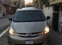Toyota Siena 2007 For sale - Gold color
