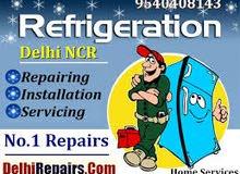 اصلاح جميع انواع الثلاجات والمكيفات والغسالات داخل المنزل