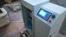 ماكينة تكسير مكعبات خرسانة ،  Compression machine 2000 KN