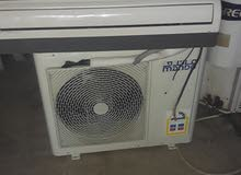 We are selling use and new aircondetioner for selling and repare