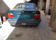 Gasoline Fuel/Power   BMW 318 1996