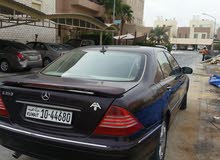 Automatic Maroon Mercedes Benz 2000 for sale