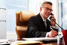 خدمات لرجال الأعمال  تخليص جميع المعاملات  لدى جميع الهيئات الحكومية والمؤسسات