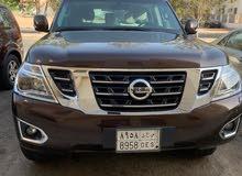 Nissan Patrol 2017 for sale 22,500km