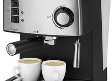 ماكينة قهوة اسبريسو ماركة المانية ممتازة