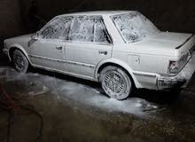 White Nissan 100NX 1985 for sale