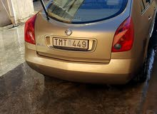 Used condition Nissan Primera 2002 with 140,000 - 149,999 km mileage
