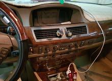 Used BMW 745 for sale in Ras Al Khaimah