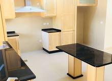 مطابخ العصور الذهبية لتفصيل المطابخ خشب والمنيوم وخزائن بالحائط