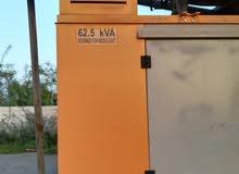 جنريتور 62kv generator