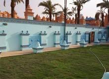 منتجع القصر للايجار
