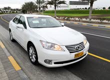 Lexus ES 2012 For sale - White color