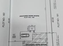 ارض صناعية للبيع فلج العوهي الصناعيه 5