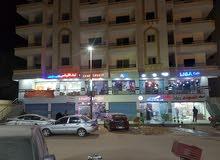 محلات للبيع في حدائق الاهرام   البوابه الثانيه الرئيسيه