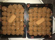 استقبل طلبيات حلويات العيد للطلب وأت ساب فقط