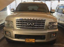 Infiniti QX56 car for sale 2009 in Muscat city