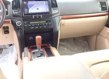 White Toyota Land Cruiser 2014 for sale