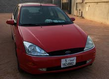 Used condition Ford Focus 2002 with 60,000 - 69,999 km mileage