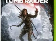 نبي دسكة rise of the tomb raider اصدار2015الاخيره ع جهاز اكسةبوكس 360مش نازله ع بلاي3