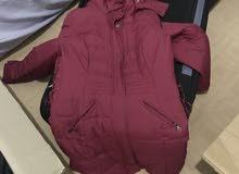 معطف نسائي M&S مستعمل في حالة ممتازة ( مستعجل)