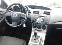 Available for sale! 1 - 9,999 km mileage Mazda 3 2011