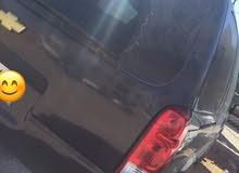 Automatic Black Chevrolet 2008 for sale