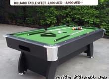 Sale!! Best Price!! Billiards Tables 7Feet - 8Feet - 9Feet  - High Quality - Sla
